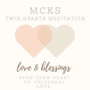 twin hearts post canva